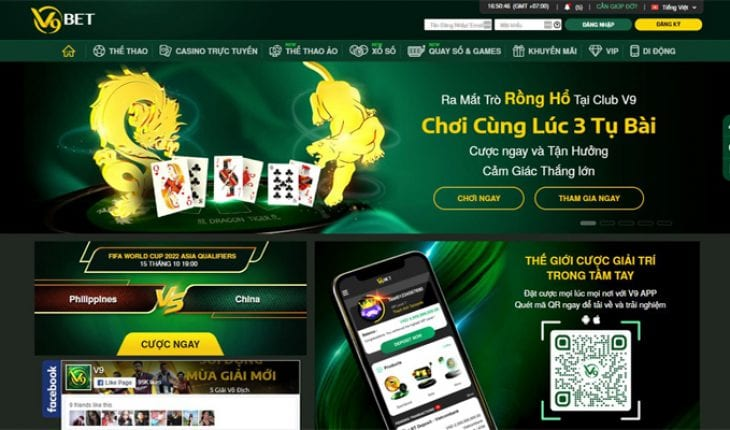 v9bet casino link vao v9bet