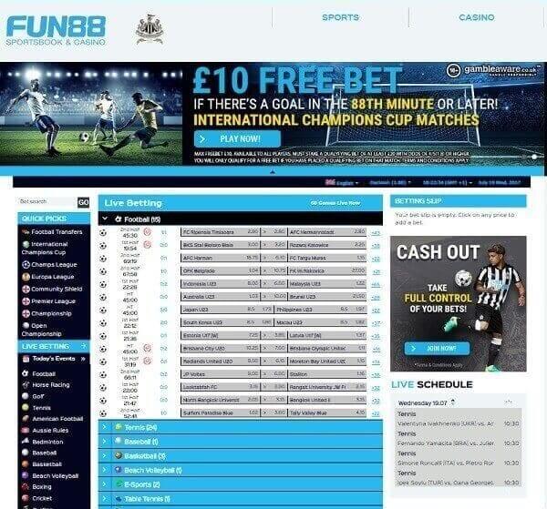 Thẻ cash Fun88 mua ở đâu? Cách nạp tiền vào Fun88 bằng thẻ cash?