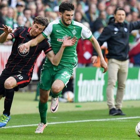 Nhận định bóng đá Werder Bremen vs Eintracht Frankfurt, Bundesliga, 2/3