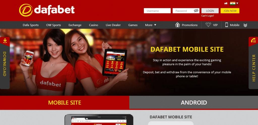Sản phẩm cá cược đa dạng phục vụ nhu cầu người chơi của dafabet