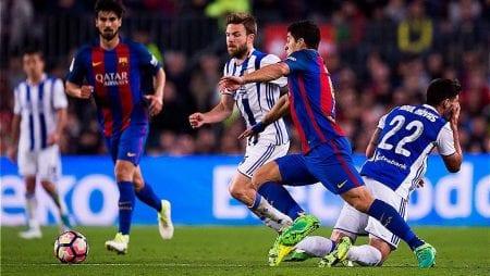 Nhận định bóng đá Barcelona vs Real Sociedad, giải vô địch quốc gia Tây Ban Nha, 3h ngày 08/03/2020