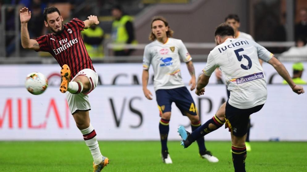 Nhận định kèo Lecce – AC Milan, 18:30 ngày 15/3/2020
