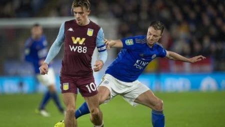 Leicester City vs Aston Villa, Ngoại Hạng Anh, 3h00 ngày 10/03