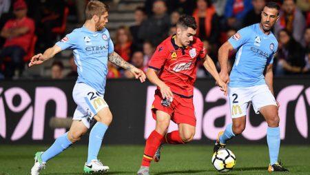 Nhận định bóng đá Melbourne City FC vs Adelaide United, ngày 27/3/2020