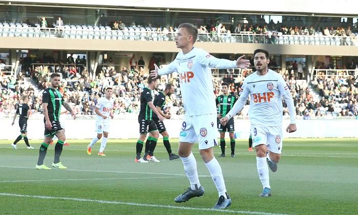 Nhận định bóng đá Perth Glory vs Western United FC, 17h30 ngày 23/3/2020