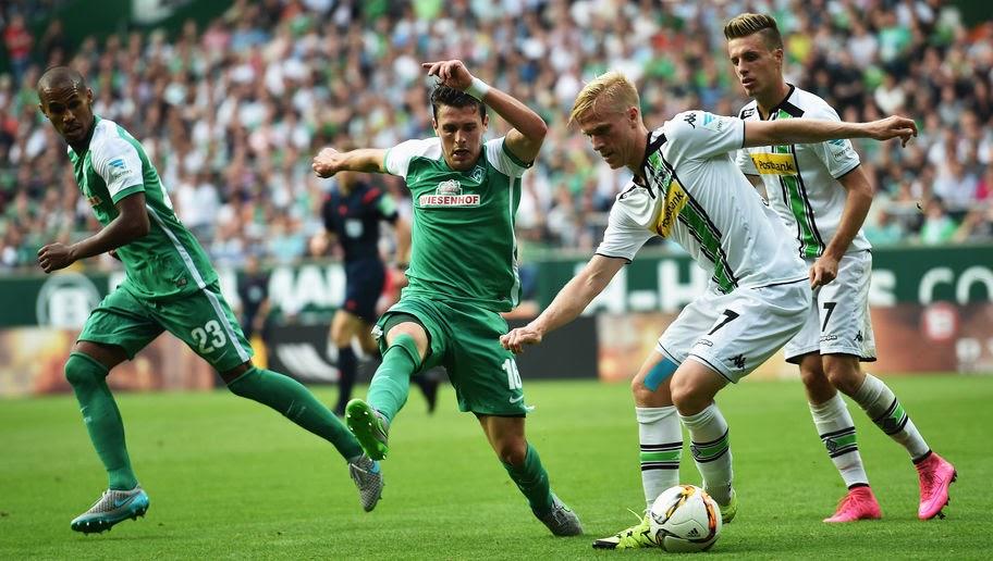 Nhận định bóng đá Werder Bremen vs B.Moenchengladbach, BUNDESLIGA, 04/04