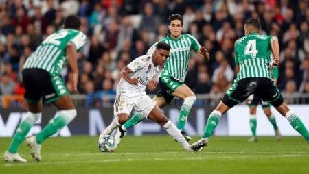 Nhận định bóng đá Real Betis vs Real Madrid, Vô địch quốc gia Tây Ban Nha, 3h00 ngày 9/3/2020