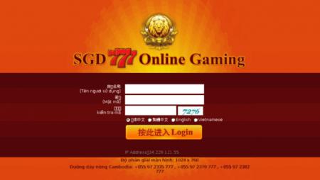 Hướng dẫn cách đăng nhập SGD777 nhanh chóng và an toàn nhất