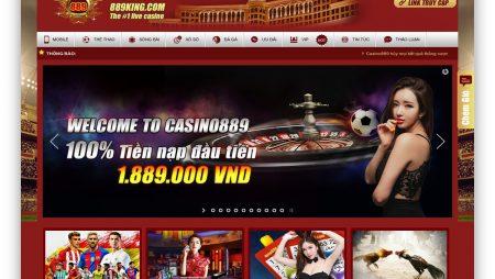 Đánh giá trang website Casino889 có uy tín không
