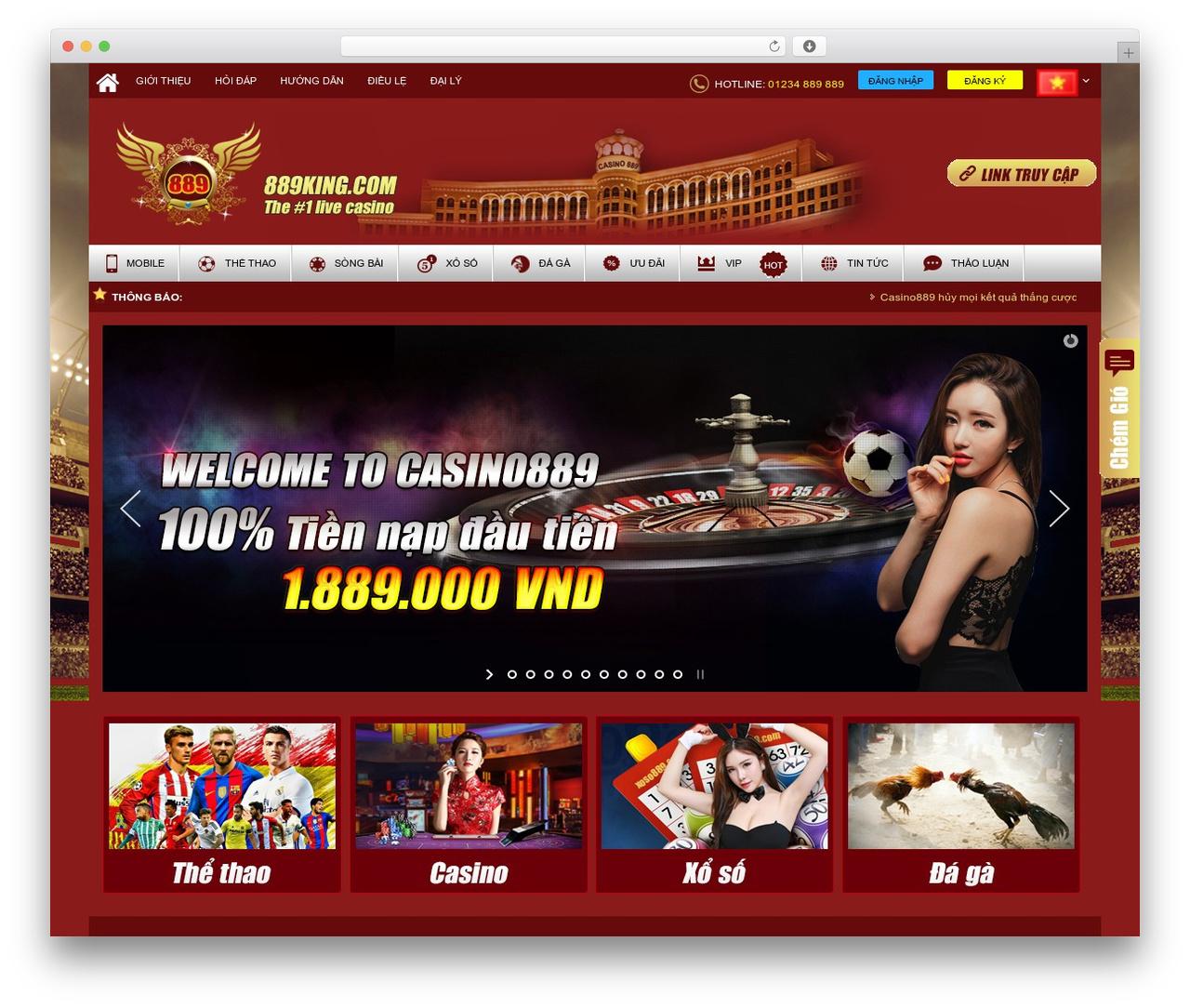casino889