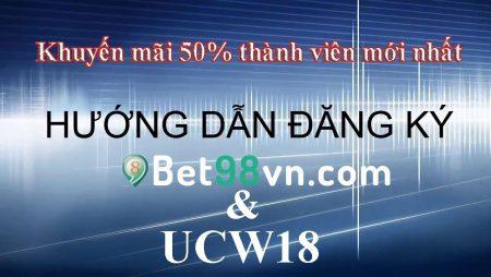 Hướng dẫn đăng ký tài khoản BET98 nhanh chóng nhất