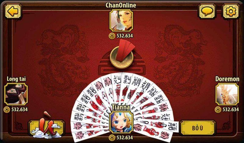 game danh bai chan online