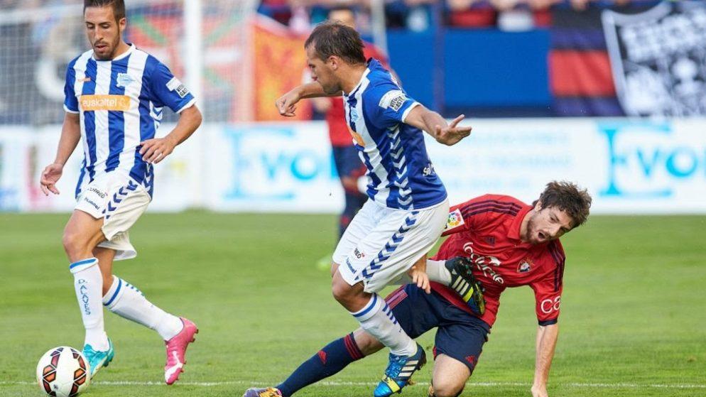 Nhận định bóng đá Alaves vs Osasuna, La Liga, 1h00 ngày 13/4