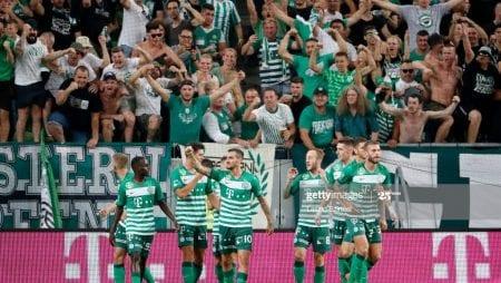 Nhận định bóng đá Ferencvaros vs Ujpest, OTP Bank Liga, 22h00 ngày 02/05/2020
