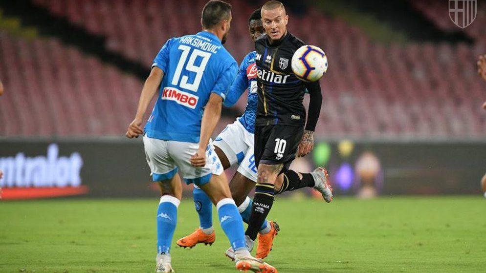 Nhận định bóng đá Parma vs SSC Napoli, Serie A, 20h00 ngày 03/05