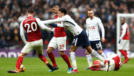 Nhận định kèo đấu Tottenham Hotspur – Arsenal, 22h30 ngày 26/4/2020