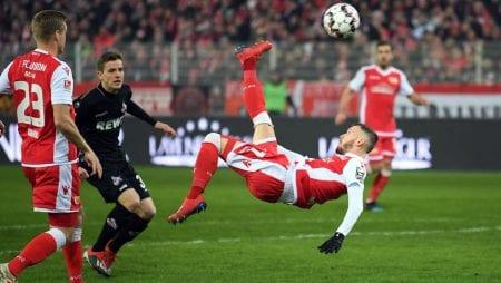 Nhận định trận đấu giữa FC Union Berlin vs Hoffenheim, 20h30 ngày 9/5/2020