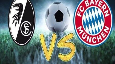 Nhận định trận đấu giữa Freiburg Vs Munich, 20h30 ngày 9/5/2020