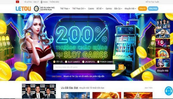 Letou live Casino