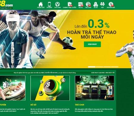 Nhà cái FB88 cá cược thể thao casino online uy tín tại Việt Nam