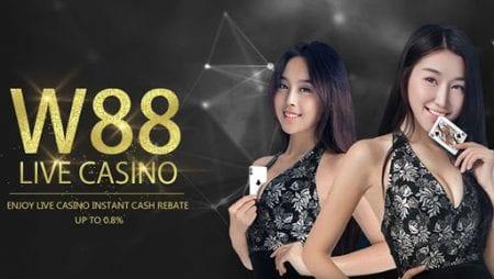 Nhà cái nhiều người chơi nhất W88 uy tín tại Việt Nam