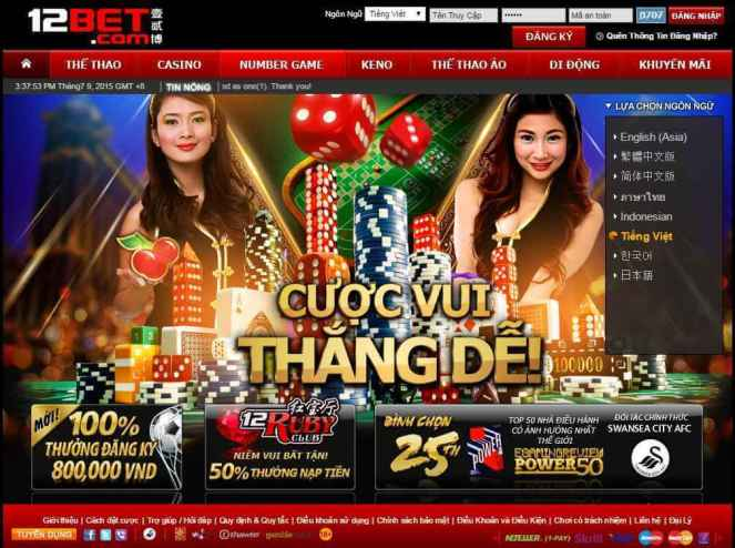 12bet co uy tin khong