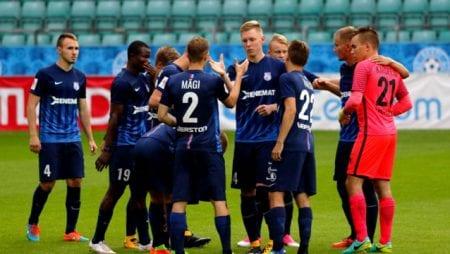 Nhận định bóng đá Levadia Tallinn vs Paide Linnameeskond, ngày 31/5/2020