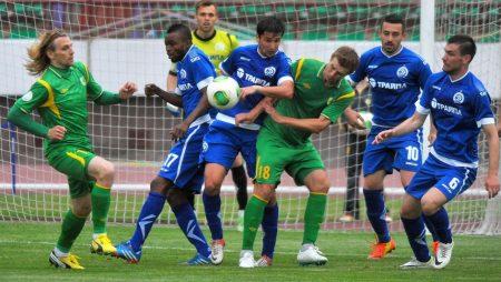 Nhận định bóng đá Stenles Pinsk vs Pershiy Region ngày 23/5/2020