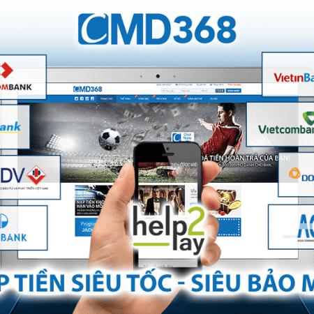 Hướng dẫn nạp tiền CMD368 chi tiết đơn giản nhanh chóng nhất