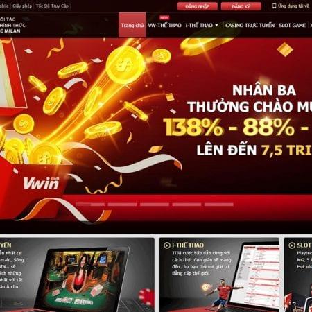 Vwin thể thao – Thế giới cá cược online hàng đầu châu Á