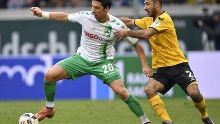 Nhận định bóng đá trận đấu Dynamo Dresden vs Greuther Furth, 9/6/2020