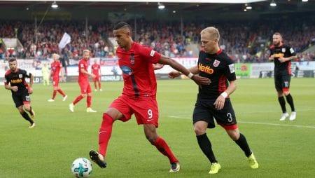 Nhận định bóng đá trận đấu Heidenheim vs Regensburg, ngày 13/6/2020