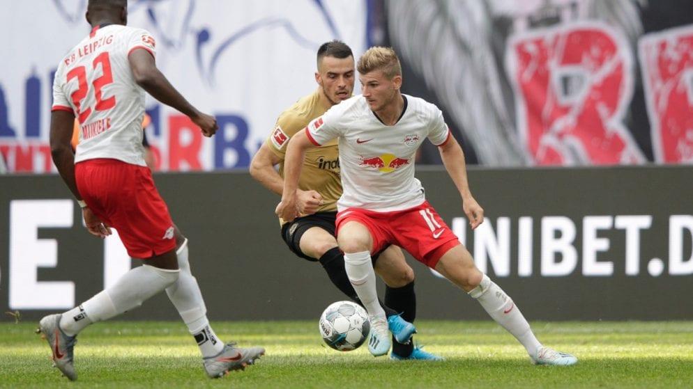 Nhận định bóng đá trận đấu RB Leipzig vs Paderborn, ngày 6/6/2020
