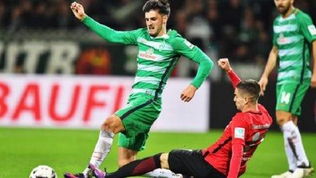 Nhận định bóng đá Werder Bremen vs Eintracht Frankfurt, ngày 4/6/2020