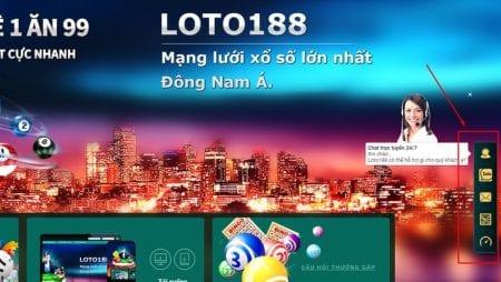Loto188 nhà cái cá cược xổ số lô đề online uy tín