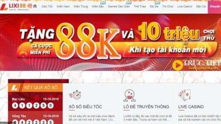Nhà cái Lixi88 website cá cược an toàn uy tín