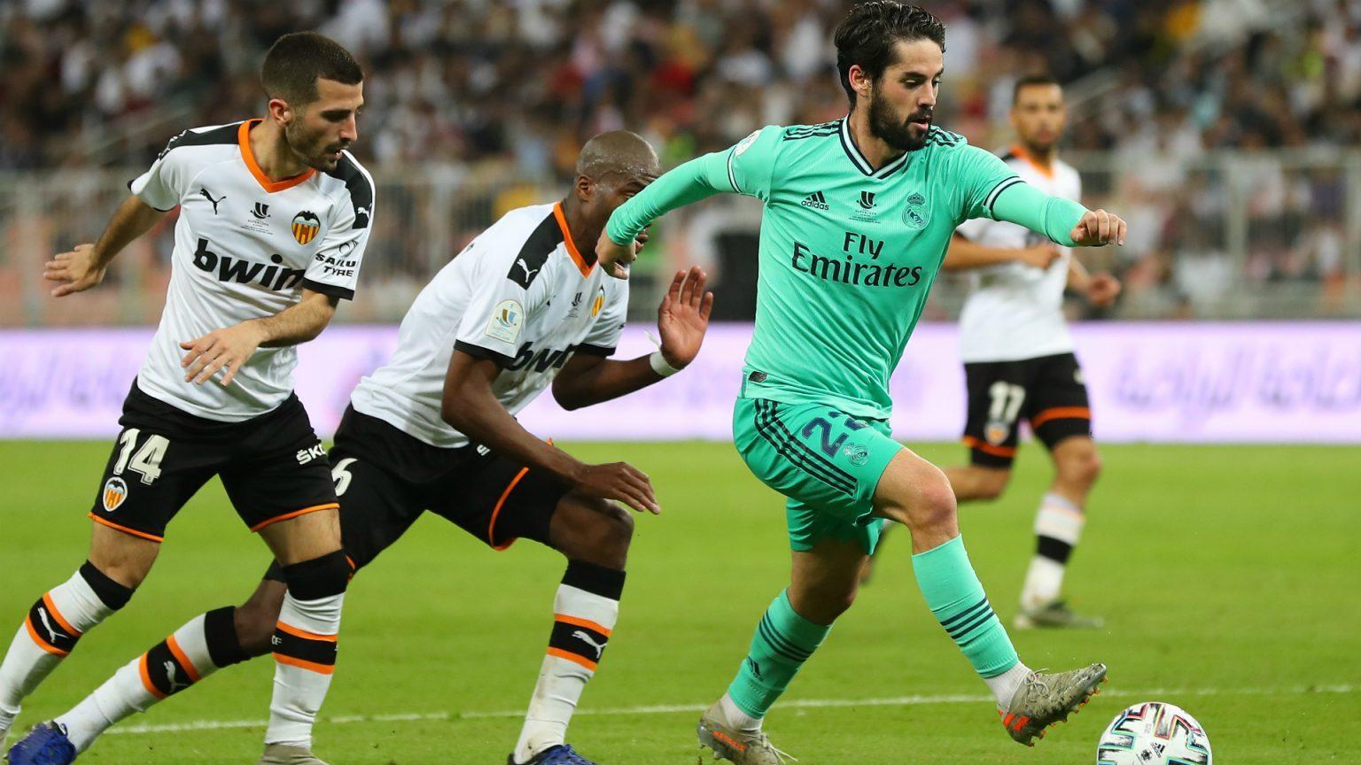 Valencia rất khó giành chiến thắng trong trận đấu này