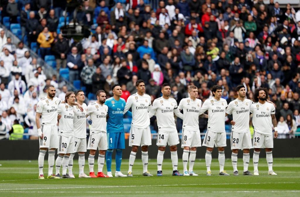 Real Madrid nỗ lực thăng hạng giành chức vô địch