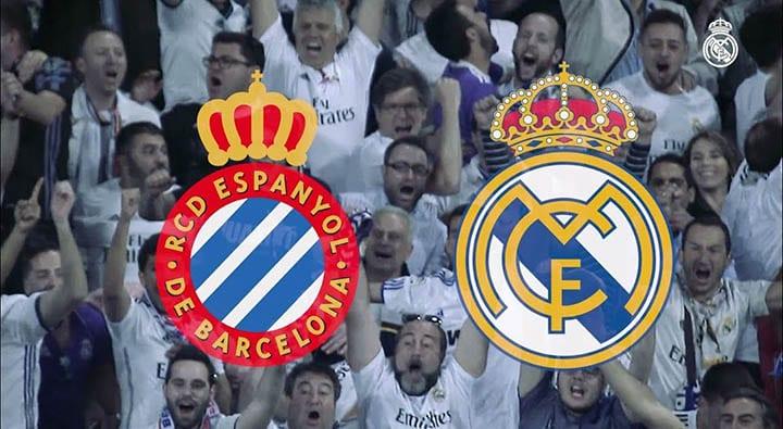 Soi kèo bóng đá Espanyol vs Real Madrid – 03h00 ngày 29/06/2020 – Giải VĐQG Tây Ban Nha