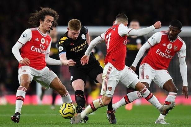 Arsenal đang cố gắng tìm lại phong độ đã mất
