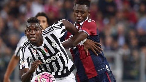 Juven vs Bologna là trận đối đầu không cân sức