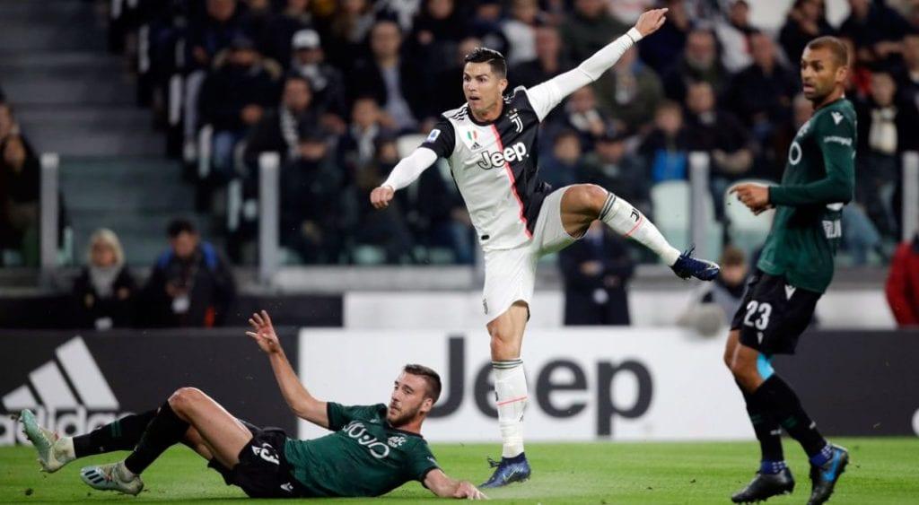Phong độ thi đấu của Ronaldo luôn thay đổi bất thường