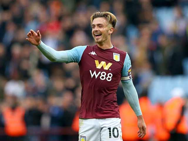 Grealish hiện là niềm hy vọng lớn của Aston Villa
