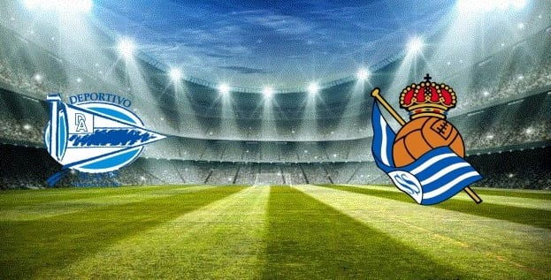 soi kèo trận đấu Deportivo Alaves vs Real Sociedad