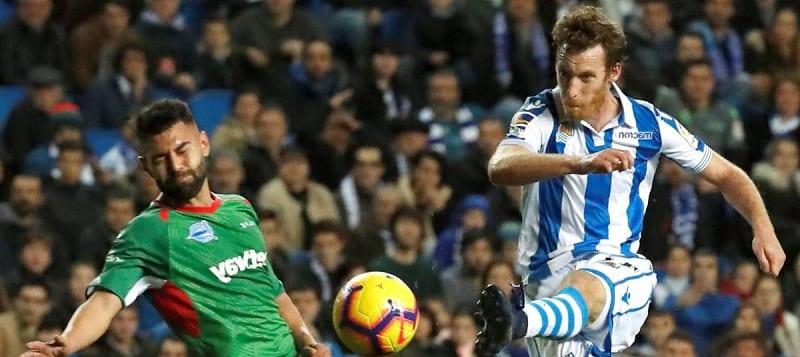 Real Sociedad cần thi đấu cẩn trọng hơn trên sân khách