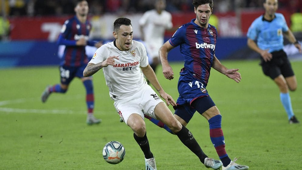 Soi kèo bóng đá Levante vs Sevilla, 00h30 ngày 16/6, giải đấu La Liga