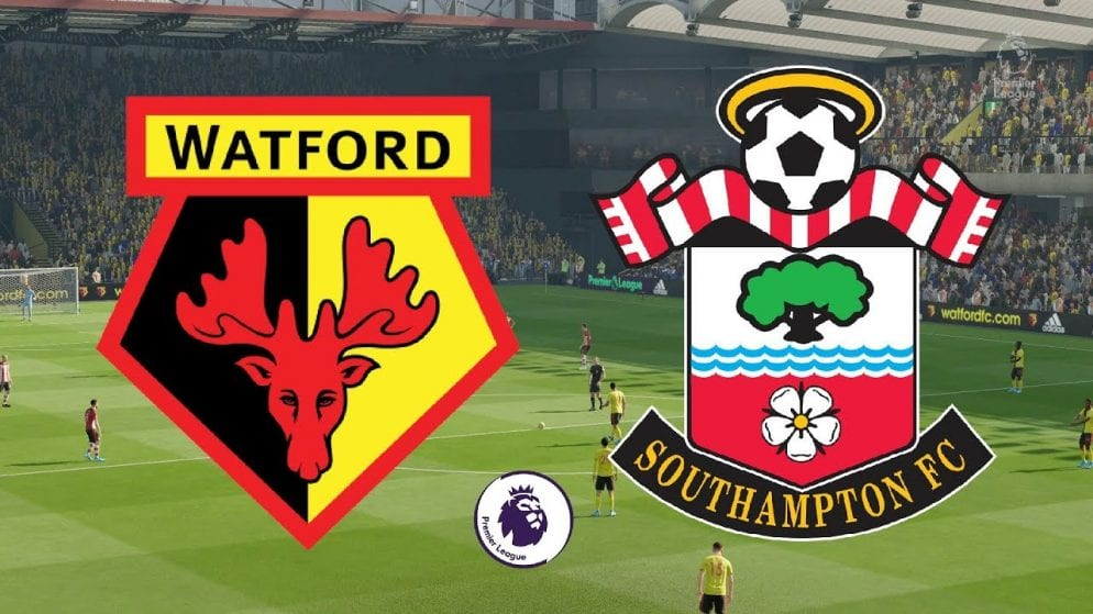 Soi kèo Watford vs Southampton lúc 22h30 ngày 28/6/2020