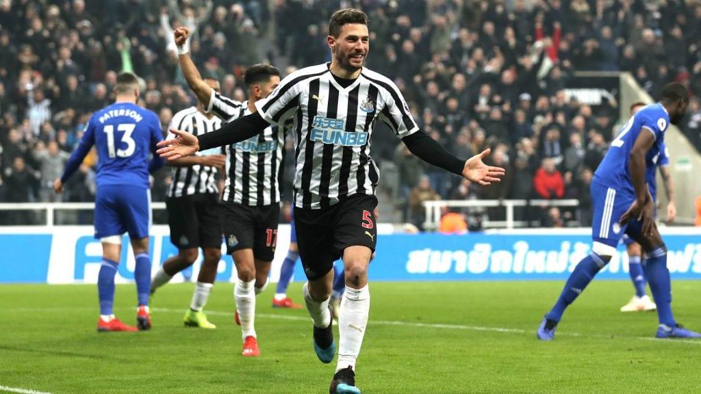 Newcastle đã thi đấu tốt hơn so với trước đây rất nhiều