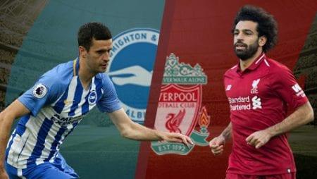 Nhận định kèo Brighton vs Liverpool lúc 02h15 ngày 9/7/2020 – Ngoại Hạng Anh