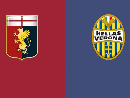 Nhận định Genoa vs Hellas Verona lúc 01h45 ngày 03/08/2020 – Giải đấu Serie A